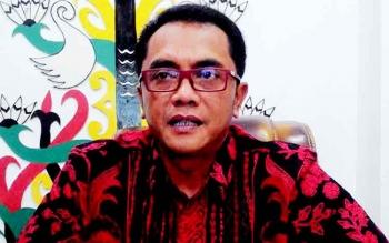 Ketua DPRD Kota Palangka Raya Sigit Karyawan Yunianto