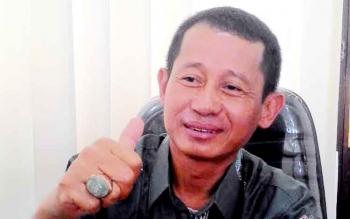 Anggota Komisi B DPRD Kota Palangka Raya Sugianor