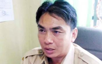 Kabid Pembinaan Ketenagaan Dinas Pendidikan Kabupaten Gunung Mas Martono