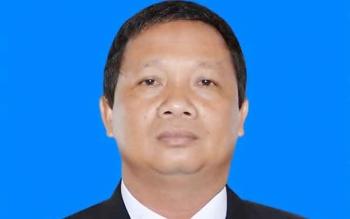 Anggota DPRD Gunung Mas Iswan