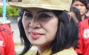 Kepala Disparpora Kabupaten Murung Raya Regita.
