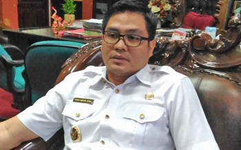 Rony Karlos : Wakil upati Gunung Mas