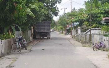 Suasana di Kelurahan Padang, Sukamara.