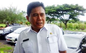 Kepala Badan Pengelola Perpajakan dan Retribusi Daerah (BPPRD) Kabupaten Seruyan, Abu Hasan Ashari.