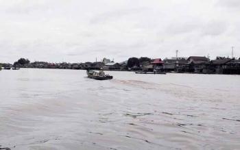 Hasil Uji Laboratorium Dinas Lingkungan Hidup (DLH) Kobar pada bulan Oktober 2016, kondisi Sungai Arut aman untuk budi daya perikanan.