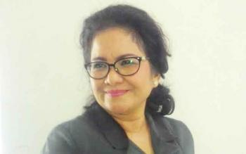 Anggota DPRD Kapuas, Raminiaty S Djoedir.