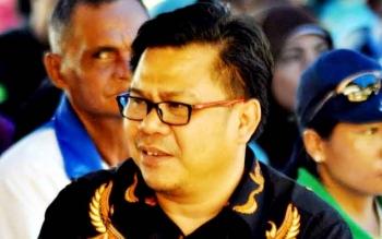 Wakil Ketua DPRD HA Fadli Rahman