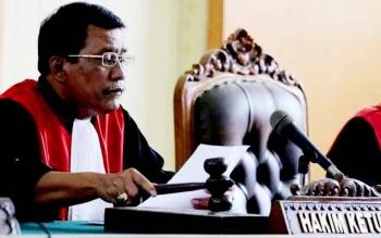 Ketua Pengadilan Negeri Palangka Raya Parlas Nababan