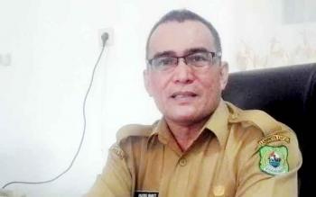 Kepala Dinas Pertanian Kabupaten Kapuas, Anjono Bhakti.