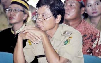 Camat Kahayan Tengah, Kabupaten Pulang Pisau, Leting.