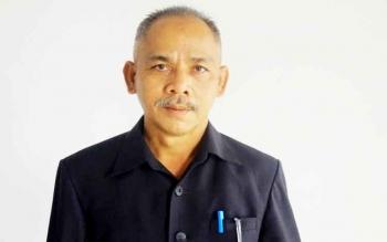 Ketua DPRD Lamandau, H. Tommy Hermal Ibrahim