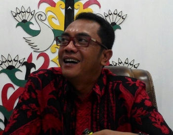 Sigit Karyawan Yunianto : Ketua DPRD Kota Palangka Raya