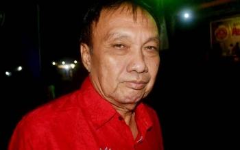 Gatin Rangkai, mantan Ketua Lembaga Kolaborasi Rotan Katingan.