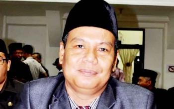 Sekretaris Daerah (Sekda) Narut Jainal Abidin