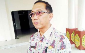 Kepala Dinkes Muliyanto Budihardjo