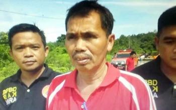 Sekteraris Badan Penggulangan Bencana Daerah Sukeus.