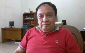 Mantan Sekda Katingan yang juga Ketua DPD Perindo, Gatin Rangkai menyatakan siap maju di Pilkada 2018.