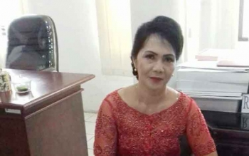 Ketua RT 02/RW VIII Kelurahan Menteng, Kecamatan Jekan Raya, Kota Palangka Raya Tuah Hang Yati