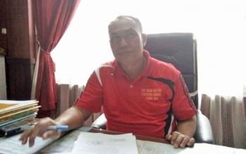 Seretaris Daerah Lamandau, Arifin LP Umbing.