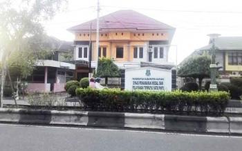 Kantor Penanaman Modal dan Pelayanan Terpadu Satu Pintu Jalan Tambun Bungai Kapuas