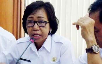 Kepala Bidang Produksi Hortikultura, Dinas Tanaman Pangan Hortikultura dan Peternakan (TPHP) Kalteng, Dewi Erawati