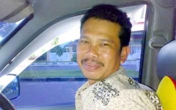 Direktur PDAM Kuala Kurun, Kabupaten Gunung Mas, Guntur J Ruben