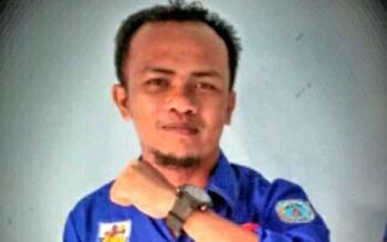 Ketua DPD KNPI Lamandau, Gusman.