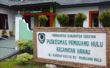 Puskesmas Pembuang Hulu, Kecamatan Hanau diproyeksikan Dinas Kesehatan Provinsi Kalteng sebagai calon peserta lomba Puskesmas Terbaik Tingkat Nasional 2017.