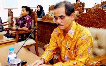 Anggota DPRD Pulang Pisau Edvin Mandala