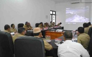 Rapat persiapan MTQ Kabupaten Kotim.