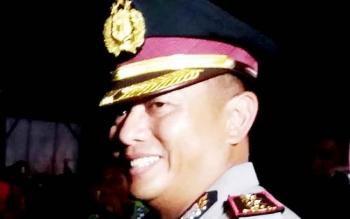 Kapolres Kotim AKBP Hendra Wirawan.