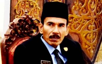Wakil Ketua II DPRD Kabupaten Barito Utara Acep Tion