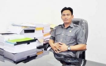 Anggota DPRD Barito Utara Hasrat S Ag
