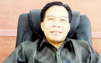 Ketua DPRD Kapuas, Algrid Hasan.