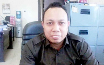 Wakil Ketua II DPRD Katingan Alfujiansyah