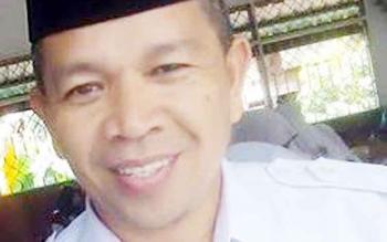 Kepala Kantor Kementrian Agama (Kemenag) Barito Utara Tuaini Ismail