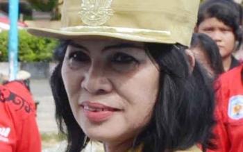 Kepala Dinas Pariwisata, Pemuda dan Olah Raga Kabupaten Murung Raya, Regita.