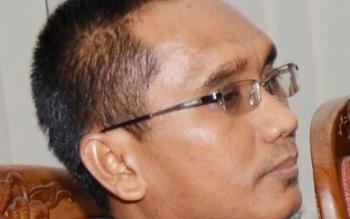 Wakil Ketua Komisi III DPRD Kotim, Abdul Sahid