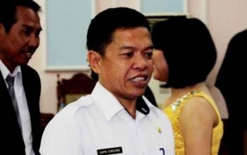 Ketua 1 Saber Pungli Kabupaten Pulang Pisau, Sapri Junjung