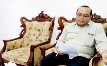 Ketua KPUD Lamandau, Daang Padoma