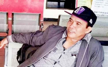 Ketua Komisi I DPRD Barito Selatan, Hermanes