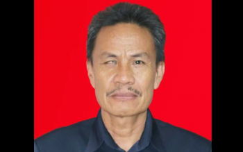Kepala Badan Kepegawaian dan Pengembangan Sumber Daya Manusia Kabupaten Murung Raya Yance Sirenden