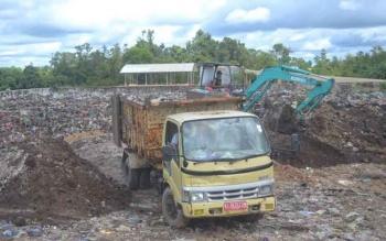 Tempat Pembuangan Akhir (TPA) di Kabupaten Sukamara.