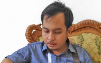 Anggota DPRD Kabupaten Gunung Mas (Gumas) Evandi Juang