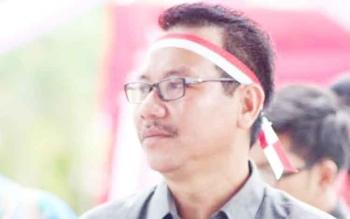 Wakil Ketua DPRD Lamandau, FX Perwiragato.