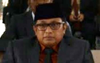 Ketua DPRD Kabupaten Seruyan Ahmad Ruswandi