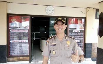Kabag Ops Polres Lamandau, Kompol Rohman Yonky