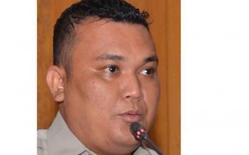 Ketua Fraksi Partai Demokrat DPRD Kotim H Dani Rakhman