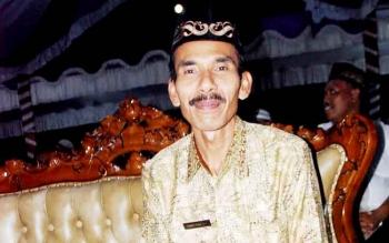 Wakil Ketua II DPRD Kabupaten Barito Utara (Barut), Acep Tion