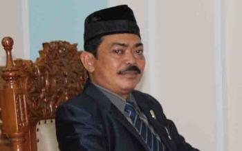 Anggota DPRD Pulang Pisau, Suhardi.